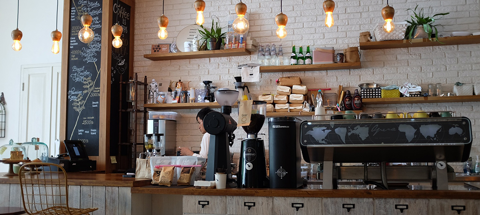 El negocio del café